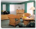 Rosengarten Rathen Einrichtung Appartement